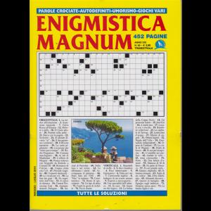 Enigmistica Magnum - n. 85 - trimestrale - maggio - luglio 2019 - 452 pagine