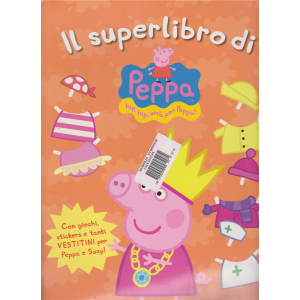 Gioca con Peppa -Il superlibro di Peppa - n. 1 - 11/8/2020 - bimestrale