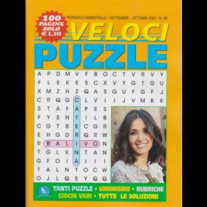 Veloci Puzzle - n. 89 - bimestrale - settembre - ottobre 2020 - 100 pagine