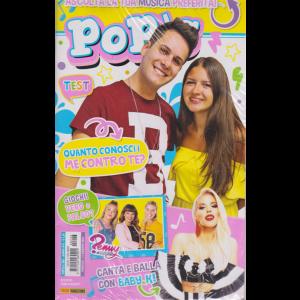 Pop's - n. 226 - mensile - 11 agosto 2020 + Glitter radio con auricolari stereo