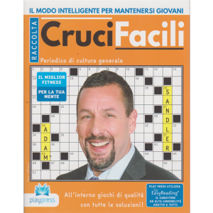 Raccolta Cruci Facili - n. 82 - bimestrale - 21/7/2020 -
