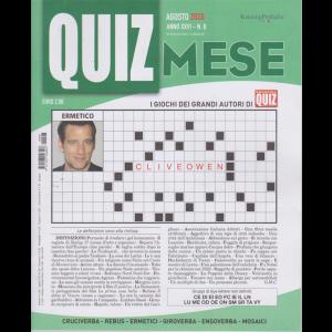 Domenica Quiz Mese - n. 8 - agosto 2020 -