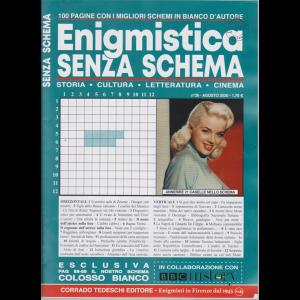 Enigmistica senza schema - n. 26 - agosto 2020 - mensile