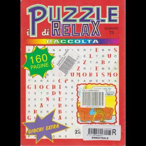 Raccolta I puzzle di Relax - n. 75 - bimestrale - 160 pagine