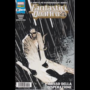 Fantastici Quattro - n. 406 - L'abisso della disperazione - mensile - 13 agosto 2020