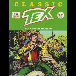 Tex Classic - Nel covo di Mefisto - n. 90 - quattordicinale - 14 agosto 2020 -