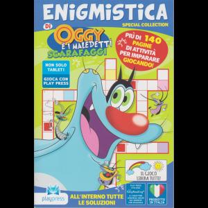 Enigmistica di Oggy e i maledetti scarafaggi - n. 20 - agosto - settembre 2020 - bimestrale -
