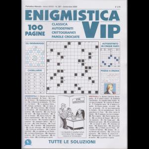 Enigmistica Vip - n. 387 - mensile - settembre 2020 - 100 pagine