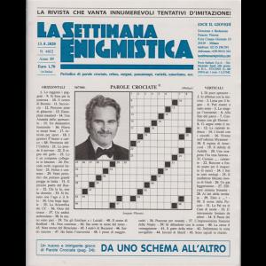 La settimana enigmistica - n. 4612 - 13/8/2020 - settimanale