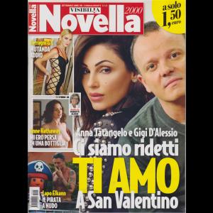 Novella 2000 - n. 8 - settimanale - 13 febbraio 2019 -