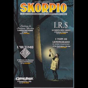 Skorpio - n. 2267 - 13 agosto 2020 - settimanale di fumetti