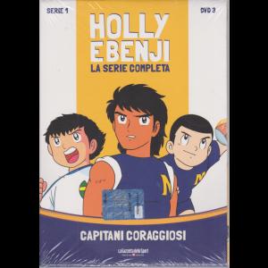 Holly & Benji - La serie completa - Capitani coraggiosi - n. 3 - settimanale -