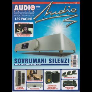 Audio Review - n. 422 - agosto 2020 - mensile - 132 pagine