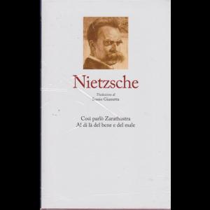 I grandi filosofi - Nietzsche - n. 11 - settimanale - 14/8/2020 - copertina rigida