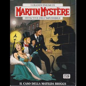 I grandi enigmi di Martin Mystere detective dell'impossibile - Il caso della Matilda Briggs - n. 370 - agosto 2020 - bimestrale