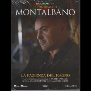 Luca Zingaretti in Il commissario Montalbano - La pazienza del ragno - n. 19 - 18/8/2020 - settimanale