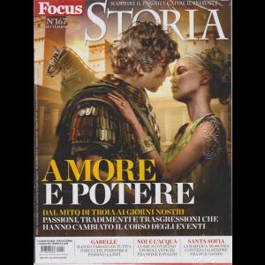 Focus Storia + Focus Storia Viaggi nel tempo - n. 167 - settembre 2020 - 13 agosto 2020 - 2 riviste