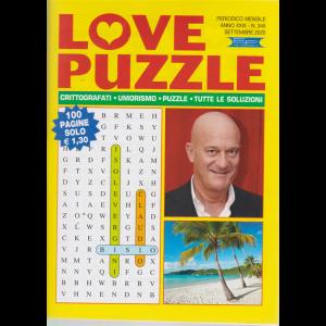 Love Puzzle - n. 345 - mensile - settembre 2020 - 100 pagine