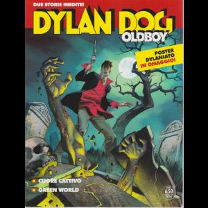 Dylan Dog Maxi -Oldboy - n. 40 - Cuore cattivo - Green world - 13 agosto 2020 - bimestrale -