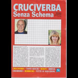 Cruciverba senza schema - n. 91 - bimestrale - settembre - ottobre 2020