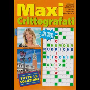 Maxi Crittografati - n. 46 - maggio - luglio 2019 - trimestrale - 196 pagine