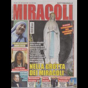 Miracoli e Misteri - n. 18 - 15 agosto 2020 - settimanale