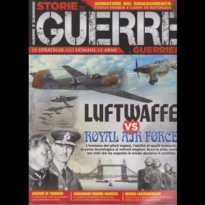 Storie di guerre e guerrieri - n. 21 - bimestrale - agosto - settembre 2020 -
