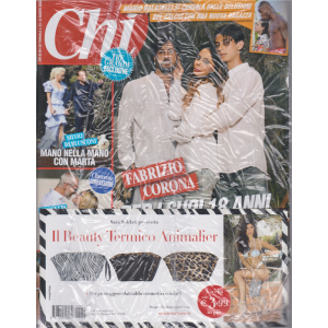 Chi Speciale -+  Beauty Termico  Animalier - n. 33 - settimanale - 12 agosto 2020