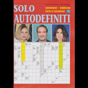 Solo Autodefiniti - n. 293 - mensile - settembre 2020