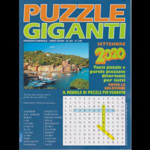 Puzzle Giganti - n. 437 - mensile - settembre 2020
