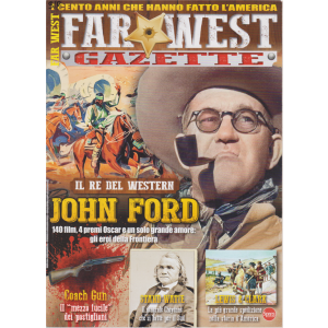 Far West Gazette Extra - n. 14 - bimestrale - agosto - settembre 2020 -