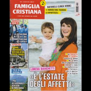 Famiglia Cristiana - n. 33 - 16 agosto 2020 - settimanale