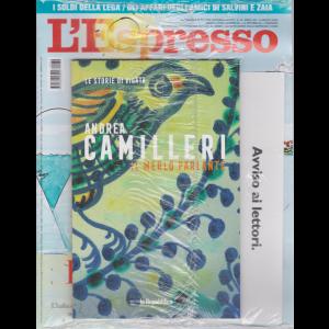 L'espresso - + Le storie di Vigata - di Andrea Camilleri - Il merlo parlante - n. 34 - settimanale - 15 agosto 2020