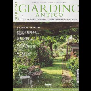 Giardinantico - n. 47 - primavera - semestrale - aprile 2019