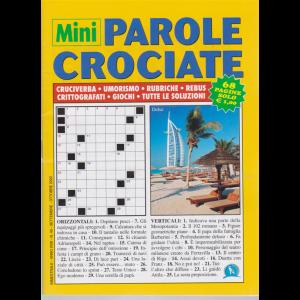 Mini Parole Crociate - n. 48 - bimestrale - settembre - ottobre 2020 - 68 pagine