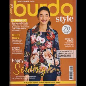Burda style - n. 9 - settembre 2020 - mensile -