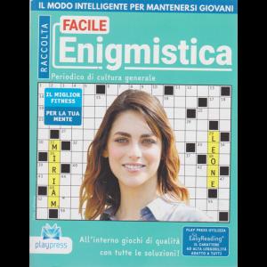 Raccolta Facile enigmistica - n. 80 - Miriam Leone - bimestrale - 12/8/2020 -