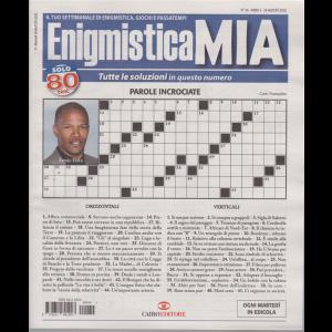 Enigmistica Mia - n. 34 - 24 agosto 2020 - settimanale