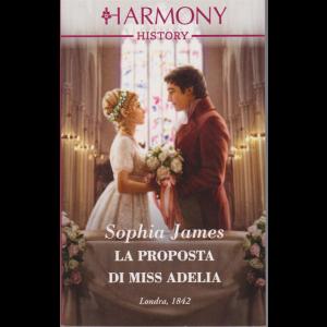 Harmony History - La Proposta di Miss Adelia - n. 689 - agosto 2020 - mensile