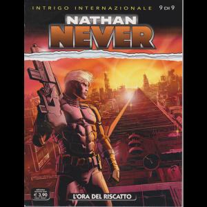 Nathan Never - L'ora del riscatto - n. 351 - mensile - agosto 2020 -