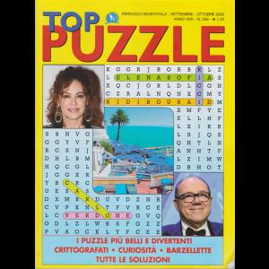 Top Puzzle - n. 256 - bimestrale - settembre - ottobre 2020 -