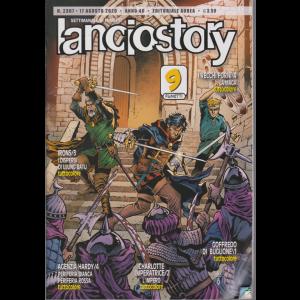 Lanciostory - n. 2367 - 17 agosto 2020 - settimanale di fumetti