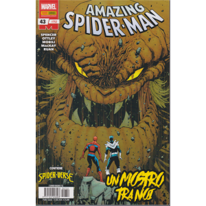 Uomo Ragno - Amazing Spider-Man - n. 752 - quindicinale - 13 agosto 2020 - Un mostro tra noi -