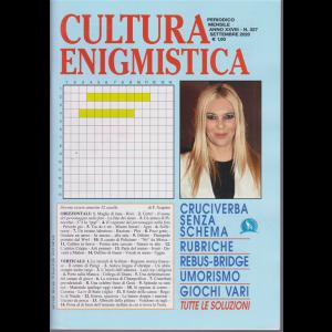 Cultura Enigmistica - n. 327 - mensile - settembre 2020 -