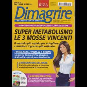 Dimagrire - n. 221 - mensile - settembre 2020