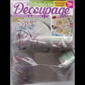 Laboratorio di Decoupage - + carte + gadget - n. 2 - mensile - 21/8/2020 -