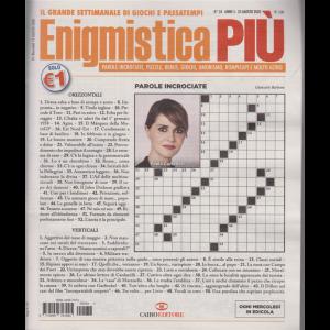 Enigmistica Piu' - n. 34 - 25 agosto 2020 - settimanale