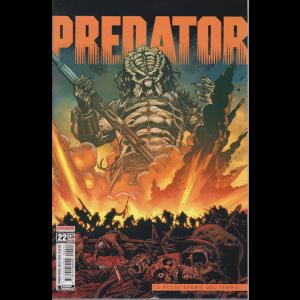 Saldacomics Predator - n. 22 - mensile - 6/8/2020 - Le rosse sabbie del tempo