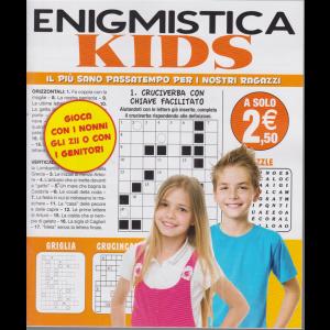Enigmistica Kids - n. 30 - bimestrale - settembre - ottobre 2020 -