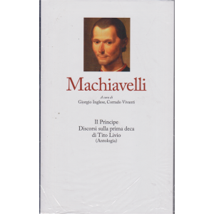 I grandi filosofi - Machiavelli - n. 12 - settimanale - 21/8/2020- copertina rigida
